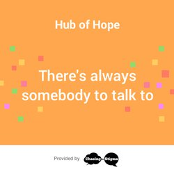 hub of hope fb b782d5e8df93f97649de5ba789961584